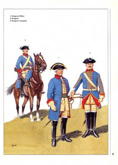 SYW- Russia: Osprey - Men at Arms 298 - Russian Army of the Seven Years War by William Younghusband. Seven Years' War, The Seven, Friedrich Ii, Frederick The Great, Holy Roman Empire, The Time Machine, Kingdom Of Great Britain, Napoleonic Wars, West Africa