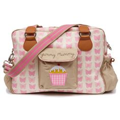 The Yummy Mummy is our most popular baby diaper bag. Pink Lining, beautiful bags inside and out! Baby Needs, Baby Love, Designer Changing Bags, Cute Diaper Bags, Nappy Changing Bags, Baby Number 2, Yummy Mummy, Pink Butterfly, Butterflies