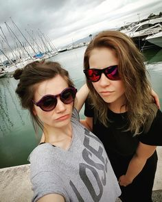Joyce Ilg & Melina Sophie