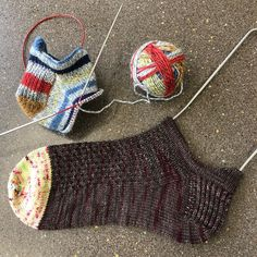 Sock Mod - heel tab for short socks! — The Purl Bug