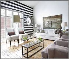 Black Living Room Accent Wall - Design photos, ideas and inspiration. Amazing gallery of interior design and decorating ideas of Black Living Room Accent Wall in living rooms by elite interior designers. Colourful Living Room, Paint Colors For Living Room, Living Rooms, Living Spaces, Small Living, Apartment Living, Living Area, Room Wall Painting, Painting Tips
