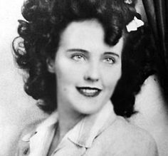 """Elizabeth short was so #beautiful. Does anyone else have a strong interest in the """"Black Delilah"""" case?"""
