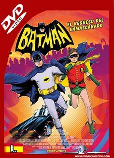 Batman: El Regreso del Enmascarado 2016 DVDrip Latino ~ Movie Coleccion