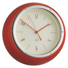 Delia wall clock at Habitat - Retro to Go
