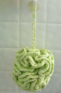 Tuesday Tutorial: Extra Large Crochet Bath Puff | AddSomeStitches