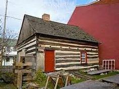 chestnut street loghouse lebanon pa. early boltz ancestors