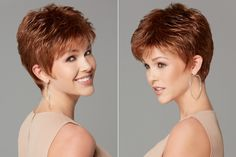 LOVE this one and the color!  I could soooo ROCK it!!  :D  Just saying... pixie haircuts for women over 50 | ... for boys pictures of short bob haircuts short hairstyles for black