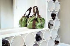 schoenen-opbergen-in-pvc-buizen.jpg (600×399)