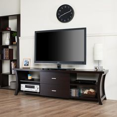 Furniture of America Danbury Modern 2-drawer TV Console by Furniture of America       540 Reviews Sale Starts at: $205.69 FREE SHIPPING*
