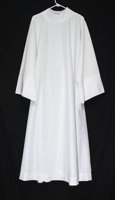 38b3e0bc628 White HOLY ROOD GUILD ALB Church Clergy Apparel Priest Vestments Pastor  Vicar