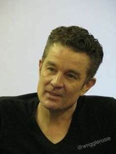 #JamesMarsters 2016 Pic of the Day by @wrigglerosie Day 50: 19th February Event: Showmasters Brighton November 2015
