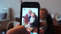 Get Your Kid to Actually Look at the Camera with This Brilliant App