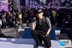 Jay Chou promotes new album in Taipei, Taiwan. Chinese entertainment and celebrities