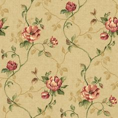 Sunworthy�Brown Peelable Vinyl Prepasted Wallpaper