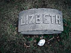 Lizzie Borden's grave