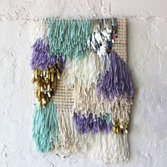 "Harvest Textiles — ""FRINGED BENEFITS"" with RACHEL WOOD"