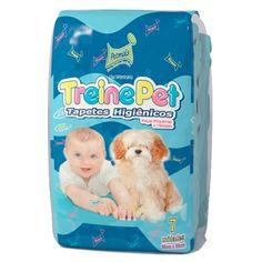 Tapetes Higienicos Racas Pequenas E Filhotes 7 Unid - Pet Mais - MeuAmigoPet.com.br #petshop #cachorro #cão #meuamigopet