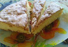 Сладкиш с локум, орехи и много пудра захар