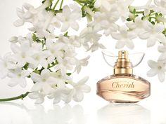 Avon Cherish EdP on uusi kukkainen tuoksu, jonka naiselliset sävyt on luotu tulevaa naistenpäivää ajatellen! | Avon Cherish EdP perfume