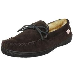 Tamarac by Slippers International Men's Camper Moccasin  Order at http://www.amazon.com/Tamarac-Slippers-International-Camper-Moccasin/dp/B001D79AXC/ref=zg_bs_679255011_71?tag=bestmacros-20
