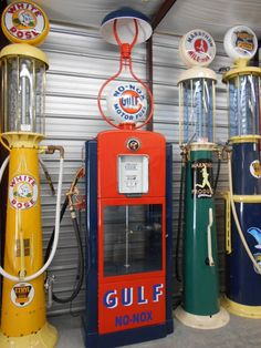 usa garage oil can vintage - Google 検索