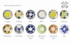 vajilla carmen de viboral sobremedida - Google Search Kitchen Supplies, Decorative Plates, Calm, Tableware, Google, Crafts, Ideas, Home Decor, Vases