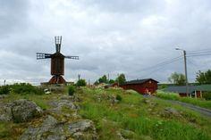 Kristriinankaupunki, Ostrobothnia province of Western Finland.- Pohjanmaa - Österbotten