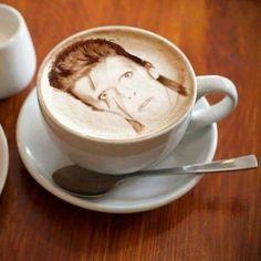 Bowie Latte