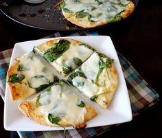 White Pita Pizza | Recipe