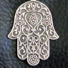 Hamsa, Chamsa, Hand of Miriam, Hand of Fatima