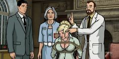 [Recap] Archer Season 5, Episode 4 – Archer Vice: House Call #archer #animation