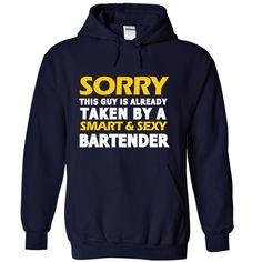 Taken by a BARTENDER T Shirts, Hoodies. Check price ==► https://www.sunfrog.com/Funny/Taken-by-a-BARTENDER-NavyBlue-8810566-Hoodie.html?41382 $39