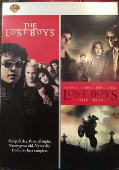 Double Feature - The Lost Boys (1987), Lost Boys  The Tribe (2008)