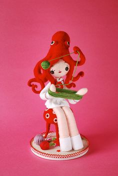 Help Friends Make Things: I'll hold, you wind by hine, via Flickr
