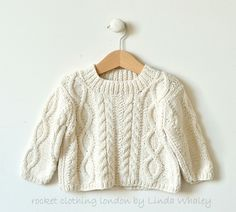 Baby Diamond Cabled