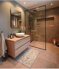 Modern Bathroom by @vvseksperten @frk_furu