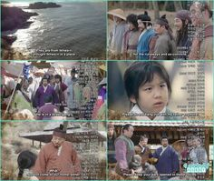 gil dong scold one of his father friend not to hang around his father because of them he change - Rebel: Thief Who Stole the People - Episode 4 Preview