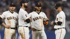 """The Giants started Thursday's game kind of the same way they started Wednesday's game. Of course I said to myself, """"here we go again."""" It was a Johnny Cueto start, though, a…"""
