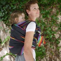 Easycare Exclusive Prism Woven Wrap at Purple Elm Baby