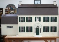 TynieToy Colonial Mansion
