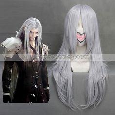 #Final Fantasy Yazoo Cosplay Wig, New Arrival Wigs, Cosplay Wigs