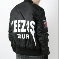 Yeezus Tour Bomber Jacket Brand new with tags! Love love this jacket!! Yeezy Tops