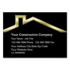 221 best construction maintenance business card images on construction business cards accmission Images
