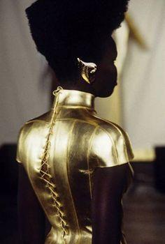 Alexander McQueen for Givenchy, 1997