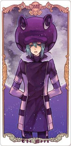 flutterby - :: Pockets ::: Tarot cards ver. Mafia ( Katekyo...