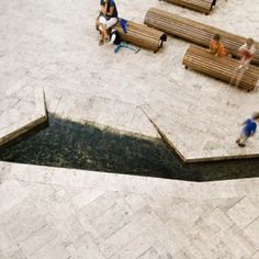 Public Spaces in Banyoles by Mias Arquitectes