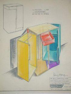 Henry Glass. A beautiful drawing!