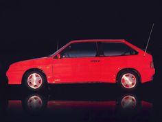 Lada Samara 1500 Rosso by Konela '1989