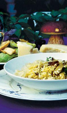 Italialainen tattirisotto   Maku Risotto, Grains, Pasta, Food, Essen, Meals, Seeds, Yemek, Eten