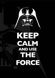 poster-keep-calm-use-the-force_decoracao-star-wars.jpg 353×500 pixels